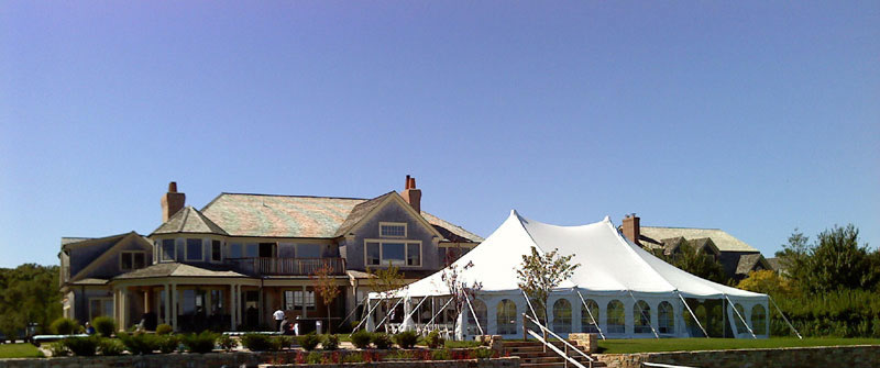 tents for parties. East Hampton Party Tent